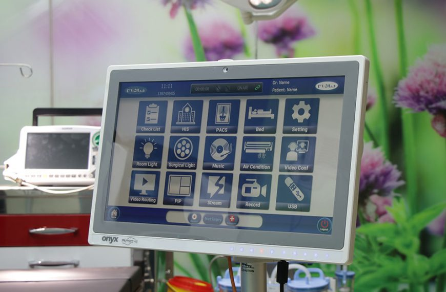Operating room management system (ORMS)